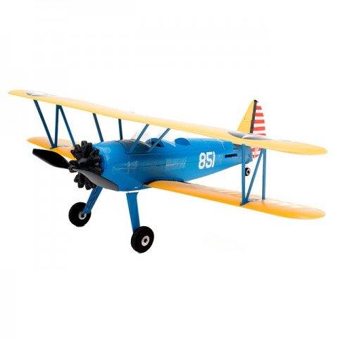 E-flite UMX PT-17 Electric Ultra Micro Airplane (Bind-N-Fly) - EFLU3080