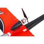 Joysway Huntsman V2 1100 Brushless Powered Glider (Orange) - JS-6108V2O