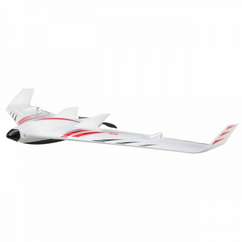 E-flite Opterra 1.2m Electric Flying Wing Plane with AS3X and Safe Select (BNF Basic) - EFL11450