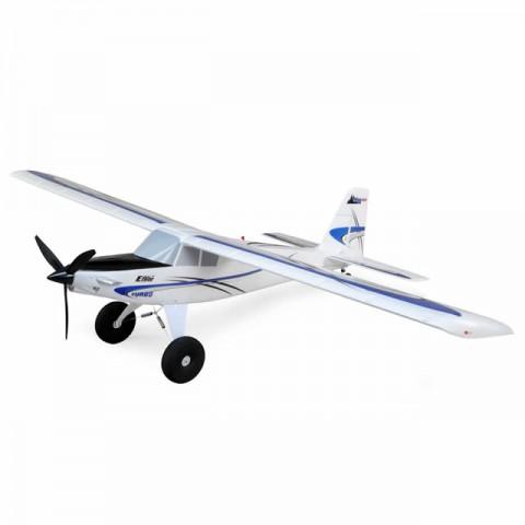 E-flite Turbo Timber 1.5m with AS3X SAFE Select and Floats Set (BNF Basic) - EFL15250