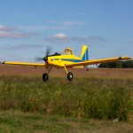 E-flite Air Tractor 1.5m Plane with AS3X and SAFE Select (BNF Basic) - EFL16450