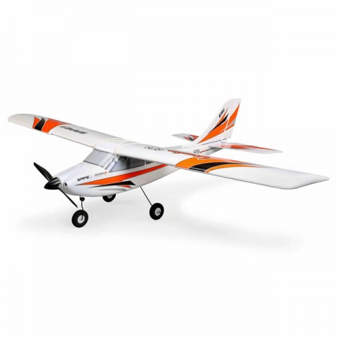 E-flite Apprentice STS 1.5m Smart Trainer Plane with SAFE Technology (BNF Basic) - EFL3750