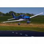 E-flite Cirrus SR-22T 1.5m Electric Airplane with AS3X and SAFE Technology (BNF Basic) - EFL5950