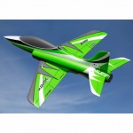 E-flite HAVOC Xe 80mm EDF Sport Jet with AS3X and SAFE Select (BNF Basic) - EFL7550