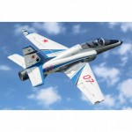 E-flite Viper 70mm EDF Jet Plane with AS3X and SAFE Select (BNF Basic) - EFL7750