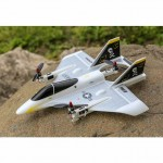 E-flite Mini Convergence VTOL 410mm Electric RC Plane (BNF Basic) - EFL9350