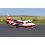 E-flite Ultra-Micro UMX Aero Commander Electric RC Plane with AS3X Technology (Bind-N-Fly Basic) - EFLU5850