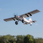 E-flite UMX Turbo Timber Electric RC Plane 700mm with AS3X and SAFE Select (BNF Basic) - EFLU6950
