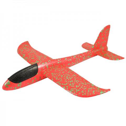 FMS 450mm Mini Fox Chuck Glider Kit (Red) - FS0171R