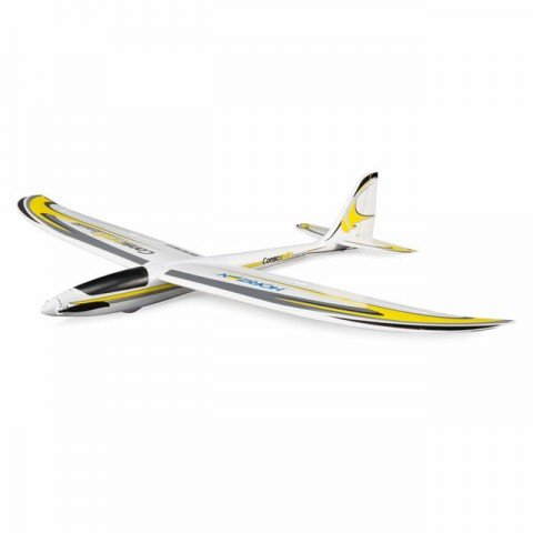 E-flite Conscendo Evolution 1.5m Powered Glider Airplane with SAFE Select Technology (BNF Basic) - EFL01650