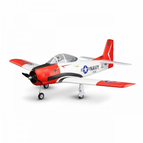 E-flite Carbon-Z T-28 2m Plane with AS3X Stabilisation (BNF Basic) - EFL1350