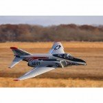 E-flite F-4 Phantom II 80mm EDF with AS3X and SAFE Select (BNF Basic) - EFL7950