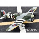 FMS 1100mm Hawker Typhoon Warbird RC Plane with Retracts (Almost-Ready-to-Fly) - FS0224
