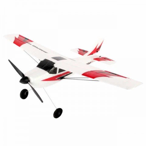 Sonik RC Aviator 400 Micro Trainer Plane with Flight Stabilisation (Ready-to-Fly) - SNK761-1