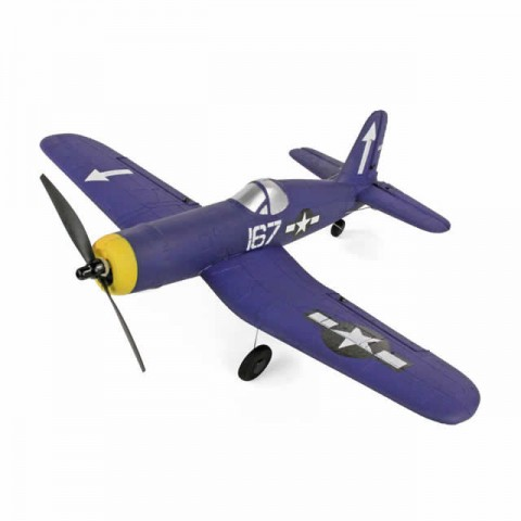 Sonik RC F4U Corsair 400 4-Channel Micro Plane with Flight Stabilisation (Ready-to-Fly) - SNK761-8