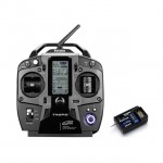 Futaba T4GRS 2.4GHz T-FHSS 4-Channel Transmitter with R304SB Receiver - CB4GRS