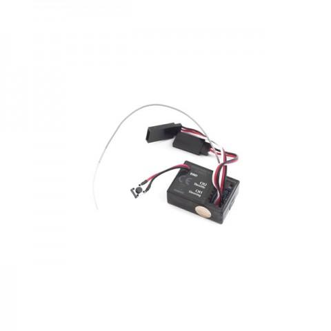 Electrix RC Waterproof Replacement 2.4GHz Receiver - ECX9011