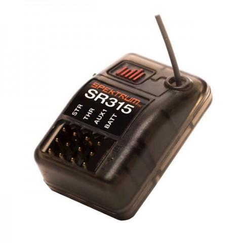 Spektrum SR315 3-Channel DSMR 2.4Ghz Sport Surface Receiver - SPMSR315