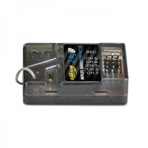 Carson Reflex Pro 3 5-Channel Receiver - C501535
