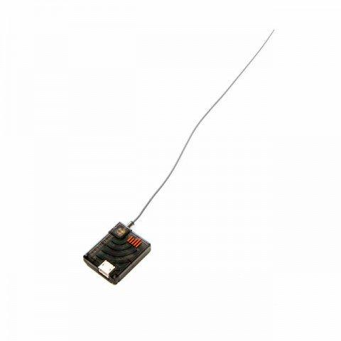 Spektrum DSMX Carbon Fibre Fuselage Remote Receiver - SPM9746