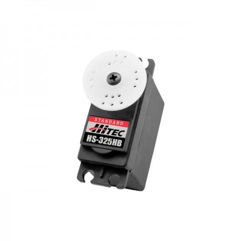 Hitec HS-325HB Standard Servo HD Gears with Top Ball Bearing - 2213230
