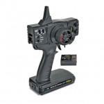 Carson Reflex X1 2-Channel 2.4GHz Wheel Transmitter and Receiver - C500048