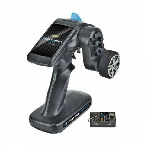 Carson Reflex Wheel Pro-3 2.4GHz 2-Channel Transmitter and Receiver - C500053