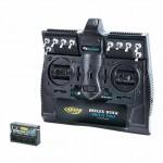 Carson Reflex Stick Multi Pro 14-Channel Transmitter and Receiver 2.4Ghz Radio System - C501003