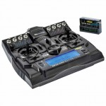 Carson Reflex Stick Multi Pro LCD 14-Channel Transmitter and Receiver 2.4Ghz Radio System - C501004