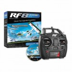 RealFlight 8 Horizon Hobby Edition Flight Simulator with InterLink-X Transmitter - RFL1000