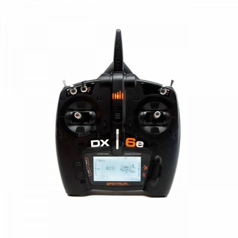 Spektrum DX6e 6-Channel DSMX Transmitter Only - SPMR6650EU