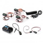 Absima 4-Channel CR4T Transmitter Ultimate 2.4GHz with Receiver and Telemetry - 2000005