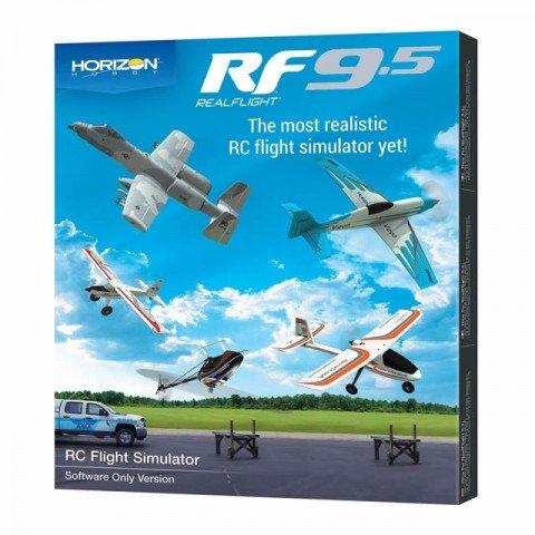 RealFlight 9.5 Flight Simulator (Software Only) - RFL1201