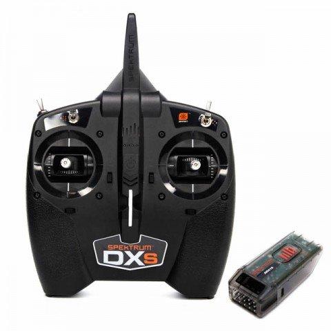 Spektrum DXS 7-Channel DSMX Transmitter with AR410 Receiver - SPM1010
