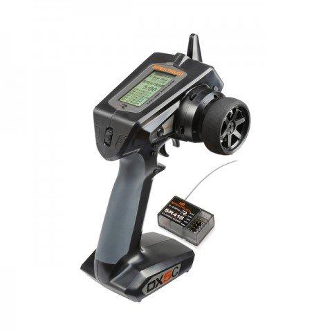 Spektrum DX5C 5-Channel DSMR Surface Transmitter with SR415 Receiver - SPM5100