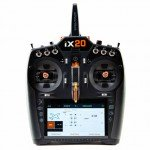 Spektrum iX20 2.4GHz DSMX 20-Channel Radio System (Transmitter Only) - SPMR20100EU