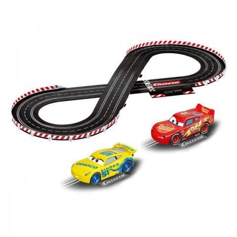 Carrera Go Disney-Pixar Cars-3 Race Day 4.5-metre Slot Car Racing Set - CA25226