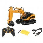 Huina 1/14th RC Timber Grabber 2.4GHz Radio System with Die Cast Grab (Ready-to-Run) - CY1570