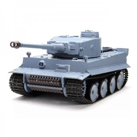 Heng Long 1/16 German Tiger I Infrared Battle System with Smoke, Sound and 2.4GHz Radio System - HLG3818-1B