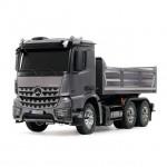 Tamiya 1/14 Mercedes-Benz Arocs 3348 6x4 Tipper Truck (Unassembled Kit) - 56357