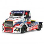 Tamiya Buggyra Fat Fox TT-01E 1/14 4WD On-Road Racing Truck (Unassembled Kit) - 58661