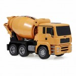 Huina 1/18 Radio Controlled Cement Mixer Truck with 2.4Ghz Transmitter - CY1333