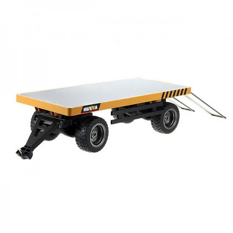 Huina RC Alloy Flatbed Trailer Ideal for Huina Fork Lift Truck - CY1578