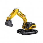 Huina 1/14 Full Alloy 23-Channel 2.4Ghz V2 Excavator Version 4.0 (Ready to Run) - CY1580