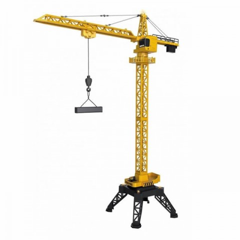 Huina Remote Control Tower Crane with 2.4Ghz Radio System (Ready-to-Run) - CY1585