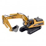 Huina 1/50 Diecast Excavator Static Diecast Model - CY1710