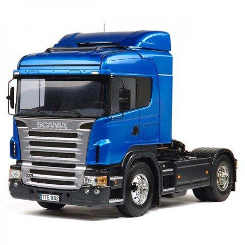 Tamiya 1/14 Scania R470 Highline RC Truck (Unassembled Kit) - 56318