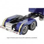 Tamiya 1/14 Scale Grand Hauler Tractor Truck (Unassembled Kit) - 56344