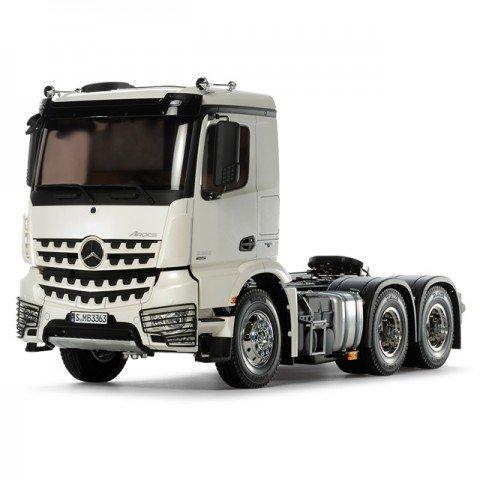 Tamiya 1/14 Mercedes Arocs 3363 6x4 Classic Space Truck (Unassembled Kit) - 56352