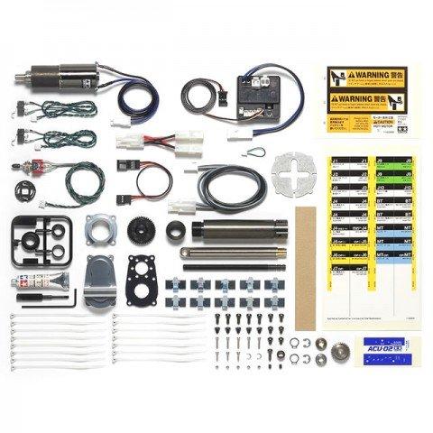 Tamiya Electric Actuator Set for 1/14 Tow Truck (56362) - 56553